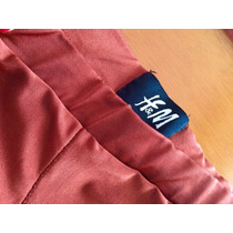 Calzas H&m Talle S Color Ladrillo