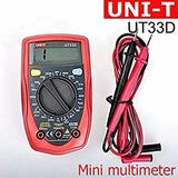 Multímetro Uni-t Ut33d C/beep E Ótima Qualidade