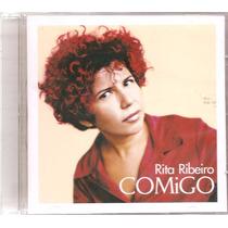 Cd Rita Ribeiro ( Benneditto) - Comigo