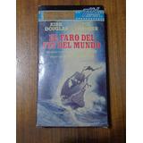 El Faro Del Fin Del Mundo - Julio Verne - Vhs Origjnal.-