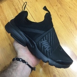 Tenis Zapatillas Nike Air Presto Extreme Negra Hombre