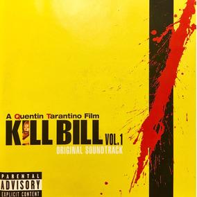 Cd Kill Bill Vol 1 Soundtrack Quentin Tarantino Uma Thurman