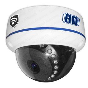 Camara Mini Domo Lente 360 Ip Hd Wifi Seguridad Casa Alarma