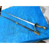 Antiga Espada Espanhola Da Marca Toledo