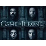 Game Of Thrones Todas Las Temporadas C/temporada Hd Digital