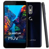 Smartphone Quantum Muv Pro Q5 Azul - Dual Chip, 4g