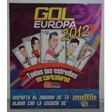 Album Gol Europa 2012 Meridiano Caricaturas