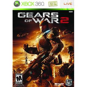 Xbox 360 / One - Gears Of War 2 Codigo (mercado Pago Y Oxxo)