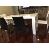 Mesa Comedor De Sala Elegante Para 8 Personas 9,6 Sobre 10