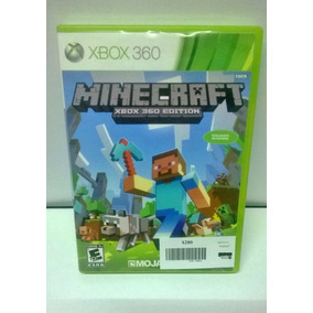 Minecraft Para Xbox 360 - Gamers Code León