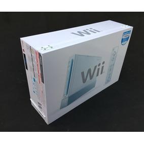 Promoção.! Caixa Vazia Nintendo Wii De Madeira Mdf
