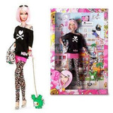 Barbie Collector Tokidoki Gold Lebel