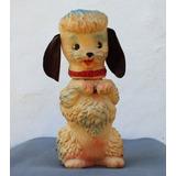 Historical*-perro Goma Caniche Toy Inglés Arrow Año 62-envio