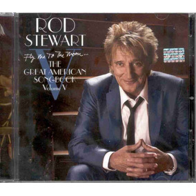 Rod Stewart - The Great American Songbook 5 Rcia