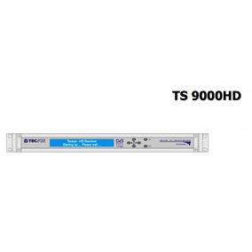 Receptor Decodificador Ts 9000 Hd H.264 Dvb S/s2 Tecsys