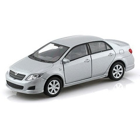 Carrinho Miniatura Toyota Corolla Coleção Bem Legal Barato
