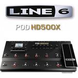 Line 6 Pod Hd 500x - Pedalera Multiefectos Para Guitarra