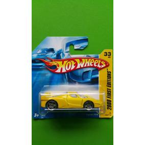 Hot Wheels Ferrari Fxx Amarela. Lacrado Na Cartela. 1.64.