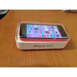 Iphone 5c Rosado Nuevo