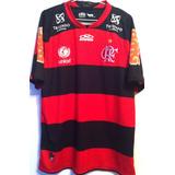 Camisa Flamengo 2012 De Jogo #17 Olympikus Unicef