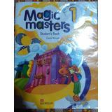 Libro De Ingles Magic Masters1 Student Book Macmillan