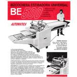 Galletera Bizcochera Argental Automática.modelo Be-500