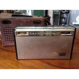 Rádio Antigo Hitachi Wh-822h Transistor #3236