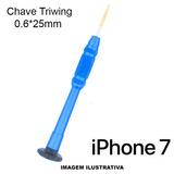 Chave Y 0.6 Abrir Conserto Reparo Iphone 7 7 Plus