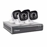 Sistema De Videovigilancia Swann Profesional Hd 1tb/12msi