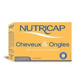 Nutricap - Hair & Nails - 120 Capsules