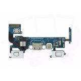 Flex Conector Carga Fone Microfone Galaxy A5 Sm-a500m/ds