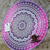 Boho Mandala Indio Tapiz Hippie Playa Yoga Mat Colcha Toalla