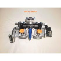 Corpo De Injeção Honda Cb 500 - 2014/2015 Novo Original