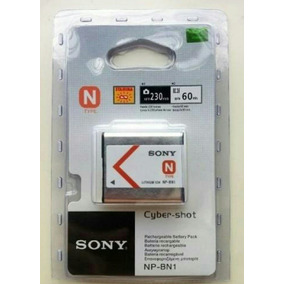 Bateria Sony Np-bn1 Original W350 W380 W390 Tx7 W310