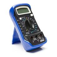 Multimetro Digital C Medidor De Temperatura Bremen 6692