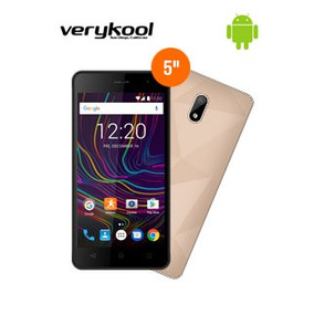 Smartphone Verykool Wave S5019, 5.0 480x854, Android 6.0, 3