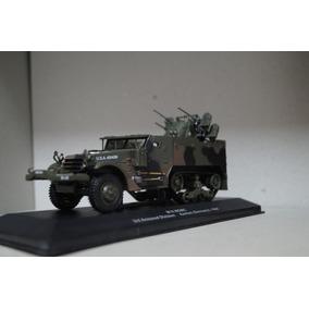 Veículo Militar 1:43 Caminhão M16 Mgmc Usa - Germany 1944