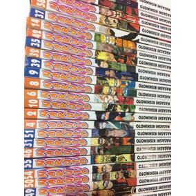 Mangá Naruto Vol. (2,4,6,8,9,10) Todos Por Apenas 50$