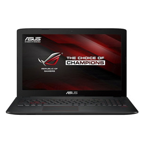 Notebook Asus Rog Gl552 Core I7 8g 1tbssd 960m 4gb 15.6 4k