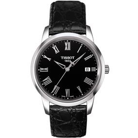 Reloj Tissot Classic Dream T033.410.16.053.01 Cuero Hombre*