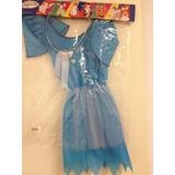 Vestido De Princesa Rosa - Celeste En Zona De Belgrano !!