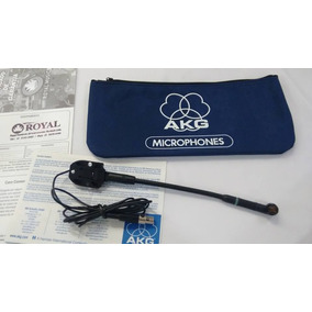 Microfone Akg C416 L Cabo Iii Acordeon E Instrumentos Sopro