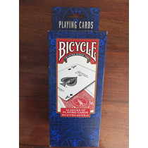 Cartas Bicycle Standard Pack De 12 Mazos - Poker Y Magia
