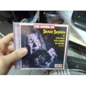 Cd Nacional - Janis Joplin - All Blues