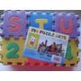 Set De Foami De Letras Y Números Para Niños De 36 Piezas