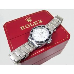 R O L E X . Reloj Submariner Acero Con Calendario Ppb5