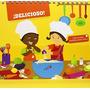 ¡delicioso!: ¡100 Recetas Sencillas Para Niños! Envío Gratis