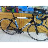 Bicicleta Ruta Pantani Rodado 28 - Shimano Claris 16v