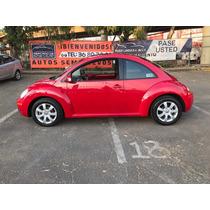 Volkswagen Beetle 2p Gls Aut Q/c 2008