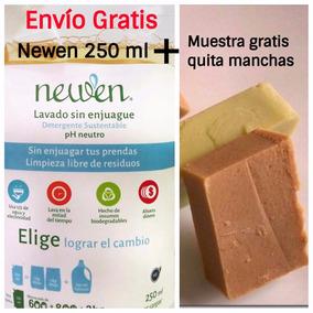 Newen 250 Ml + Jabón Quita Manchas (7cm) Envio Gratis